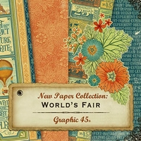 Graphic 45 World's Fair Collection