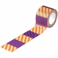 Halloween Paper Tape - Striped