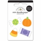 Halloween Parade Doodle-Pops 3-D Stickers - Mini Teeny Treats