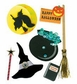 Halloween Stickers, Rub-ons, Chipboard & Brads