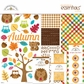 "Happy Harvest Essentials Page Kit 12""x12"""
