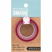 Heart Clear SMASH Tape
