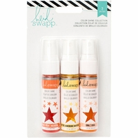 Heidi Swapp Color Shine Collecton - Creamsicle