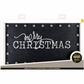 Heidi Swapp Marquee Love Christmas Shape - Merry Christmas