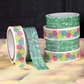 Hello Pastel Washi & Fabric Tape