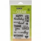 Hero Arts Clear Stamps - You're So Kind