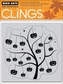 Hero Arts Cling Stamps - Pumpkin Tree