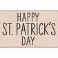 Hero Arts Mounted Rubber Stamp - Happy St. Patrick's Day