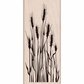 Hero Arts Mounted Rubber Stamp - Tall Wheat