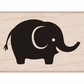 Hero Arts Mounted Rubber Stamps - Baby Elephant