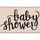 Hero Arts Mounted Rubber Stamps - Baby Shower