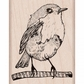 Hero Arts Mounted Rubber Stamps - Bird