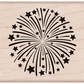 Hero Arts Mounted Rubber Stamps - Fireworks