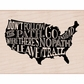 Hero Arts Mounted Rubber Stamps - Leave A Trail