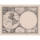 Hero Arts Mounted Rubber Stamps - Map Card