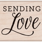Hero Arts Mounted Rubber Stamps - Sending Love