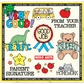 Hero Arts Mounted Stamp Sets - Stamps For Teacher Stamps
