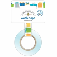 Doodlebug Hip Hip Hooray Washi Tape - Surprise Party
