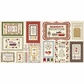Home For Christmas Chipboard Frames