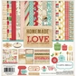 "Homemade With Love Collection Kit 12""x12"""
