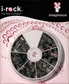 i-rock Hot Rox Compact - Pink/Black/Clear Multi
