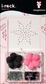 i-rock Stencil Kit With Flowers & Gems - Flower