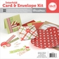 Interfold Card & Envelope Pads - Christmas