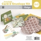 Interfold Card & Envelope Pads - Vintage
