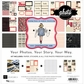 "Jenni Bowlin Photo Freedom Collection Kit 12""x12"""