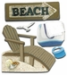 Jolee's Beach Stickers