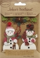 Jolee's Boutique Christmas Stickers - Forest Snowmen