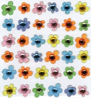 Jolee's Boutique Dimensional Stickers - Baby Gem Flowers