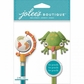 Jolee's Boutique Dimensional Stickers - School Pencil Toppers