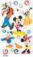 Jolee's Boutique Disney Stickers - Mickey And Friends