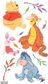 Jolee's Boutique Disney Stickers - Winnie The Pooh And Pals