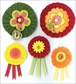 Jolee's Boutique Parcel Dimensional Stickers - Origami Medals