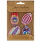Jolee's Boutique Parcel Dimensional Stickers - Ribbon Easter Eggs