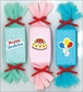 Jolee's Boutique Parcel Stickers - Old Fashion Party Favors