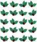 Jolee's Christmas Stickers - Christmas Holly Repeats