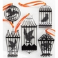 Jolee's Halloween Stickers - Crows in Cages