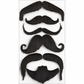 Jolee's Halloween Stickers - Moustaches