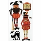 Jolee's Halloween Stickers - Moveable Jack O Lanterns