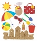 Jolees Stickers - Vacation