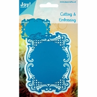 Joy! Craft Cut & Emboss Dies
