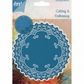 Joy! Craft Cut & Emboss Dies - Round Doily 4
