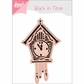 Joy! Craft Dies - Back In Time Cuckoo Clock