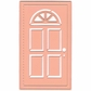 Joy! Craft Dies - Home Sweet Home Door