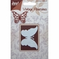 Joy! Craft Dies - Vintage Flourishes/Butterfly