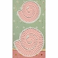 """Joy! Crafts Cutting Dies - Roll Up Roses Pointed 1.75"""" to 2.25"""""""