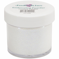 Judikins Embossing Powder - Frosted Twinkle